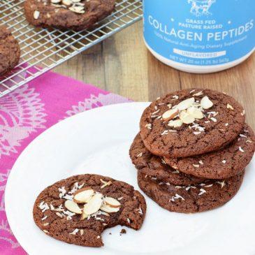 Double Chocolate Power Cookies