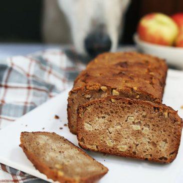 Apple Cinnamon Bread (grain-free & gluten-free)