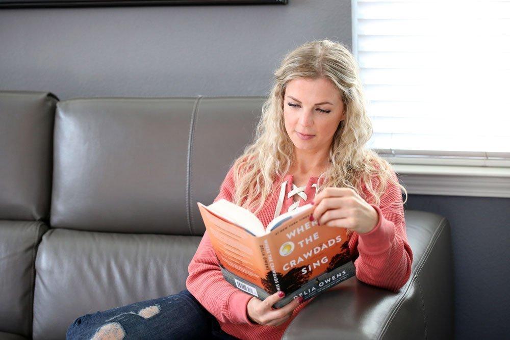 Kristen's Book Club: February 2019 Reading List