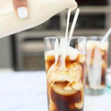Oat Milk Coffee