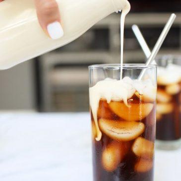 Oat Milk Coffee Creamer