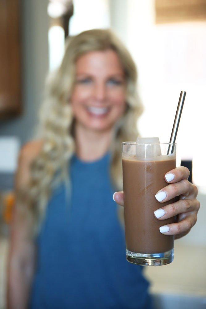 Dairy-free Chocolate Milk