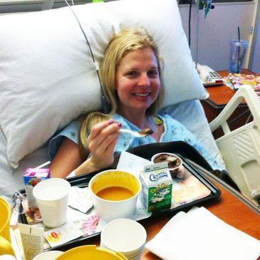 Crohn's disease Hospital Stay