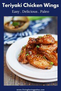 how to make paleo teriyaki chicken wings