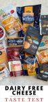 Dairy-Free Cheese Taste Test