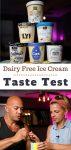 Dairy-Free Ice Cream Taste Test