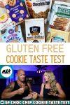 Gluten-Free Cookie Taste Test